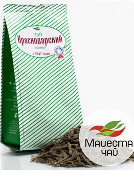 Мацеста зелёный пропаренный чай 2